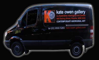 Art Gallery Van