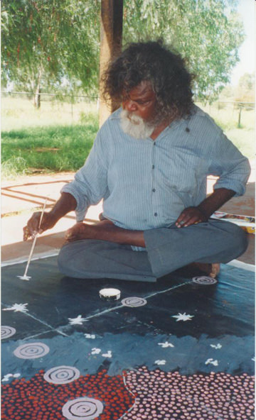 artists of papunya