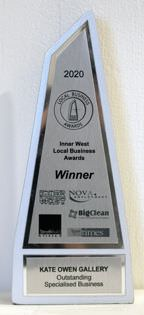 2020 Inner West Local Business Award